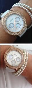 horloge fossil rij